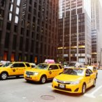 USA Trinkgeld Taxi Fahrer