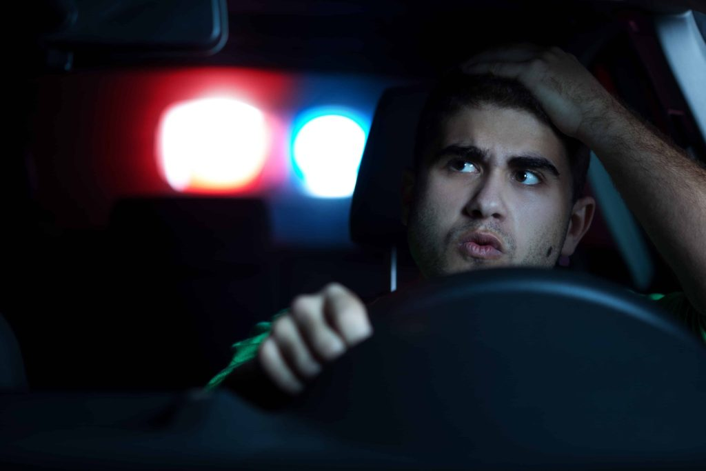 Verhalten Verkehrskontrolle USA